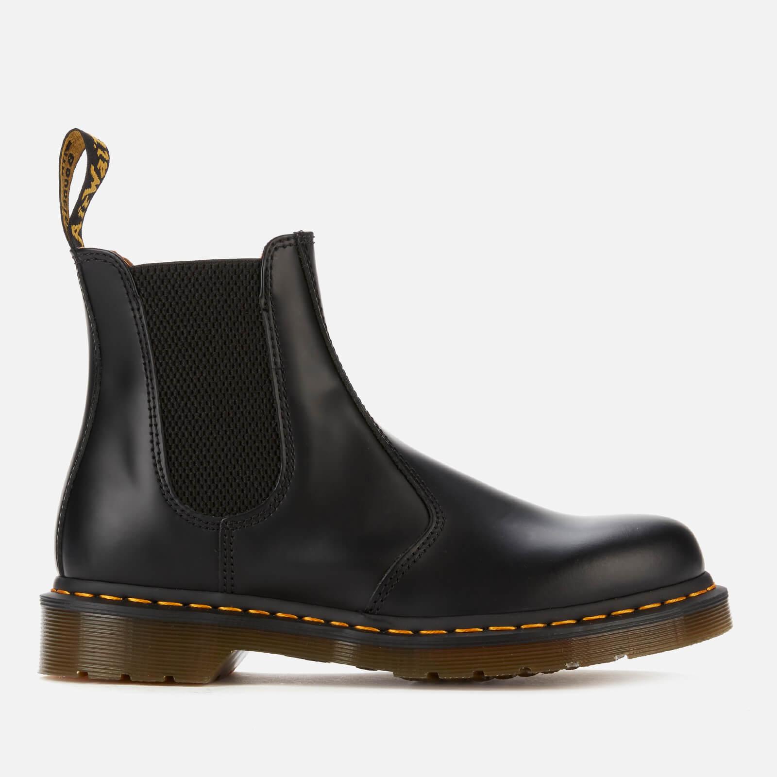 Dr.Martens 马汀博士 2976 POLISHED SMOOTH 中性款真皮切尔西靴