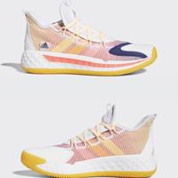 5日0点:adidas 阿迪达斯 PRO BOOST GCA Low 男子篮球鞋