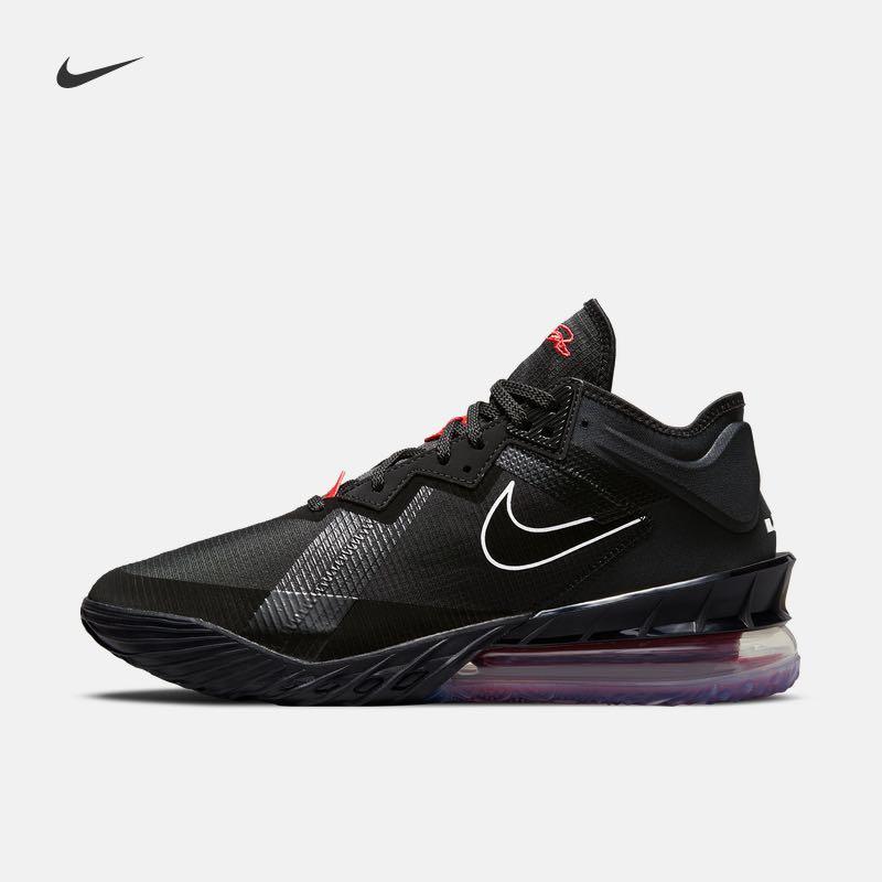 新品发售 : Nike 耐克 LEBRON XVIII LOW EP CV7564 男/女篮球鞋