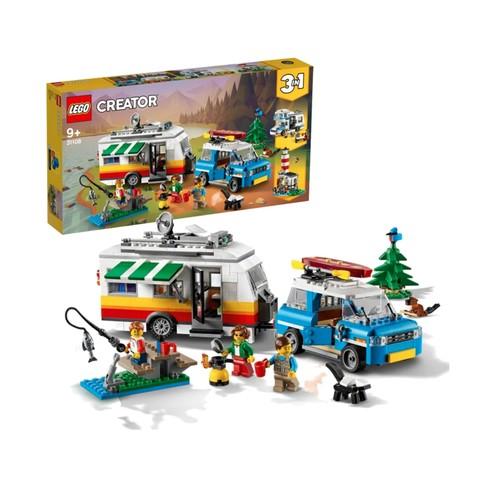88VIP:LEGO 乐高 创意百变系列 31108 大篷车家庭假日