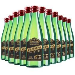 蒙巴汉 草原蒸馏白 粮食酒 清香型高度酒 白酒 60度 500ml*12