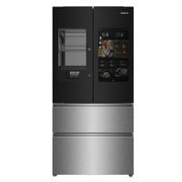 卡萨帝(Casarte)659升多门冰箱物联网双屏 MSA控氧保鲜BCD-659WISSU1线下同款 私人定制款需预定