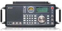 Eton Elite 经典单边带(SSB) 收音机(NELITE750),AM/FM/LW/VHF/Shortwave波段,音质清晰