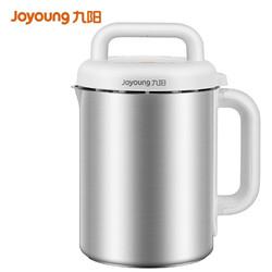 九阳 Joyoung 豆浆机1-1.2L全钢无网家用多功能榨汁机豆浆机DJ12A-D2100 *2件