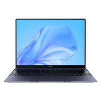 百亿补贴:HUAWEI 华为 MateBook X 2020款 13英寸笔记本电脑(i5-10210U、8GB、512GB)