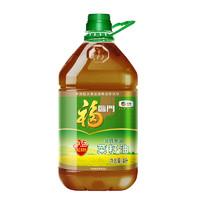 福临门 浓香菜籽油 4L *3件