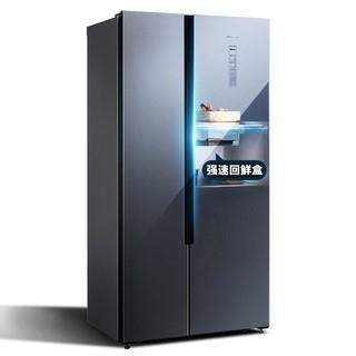 SIEMENS 西门子 KX50NA43TI 双开门冰箱 502L