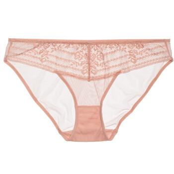 FREELASS 弗利少女 12165T 法式蕾丝女士内裤 *3件