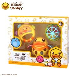 B.Duck 小黄鸭 玩偶手抓球
