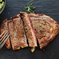 京东PLUS会员:8385生鲜 牛排整切套餐 1.2kg