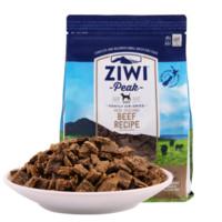 京东PLUS会员:Ziwi peak 滋益巅峰 风干牛肉犬粮 1kg
