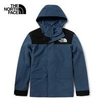 THE NORTH FACE 北面 4U8PWC4 男士户外冲锋衣