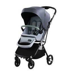 Pouch 帛琦 高景观婴儿推车