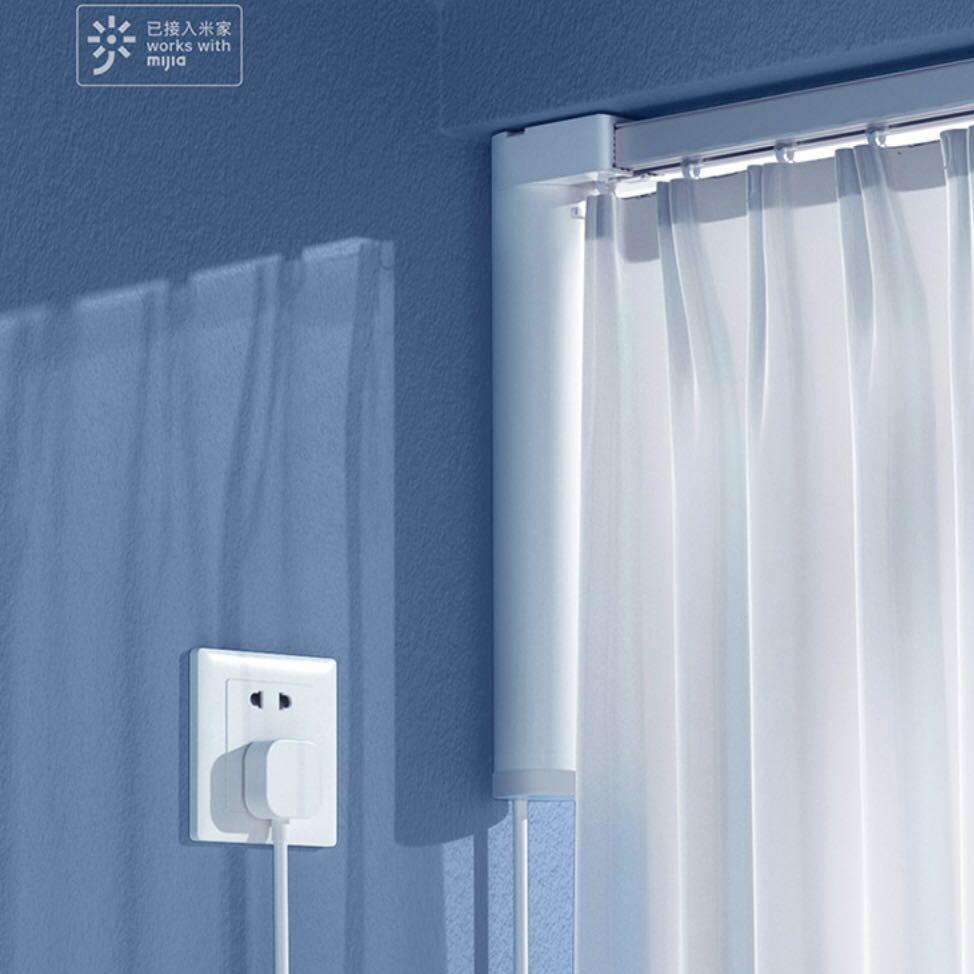 MIJIA 米家 智能窗帘电机 (电机+轨道+遥控器+安装服务)