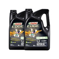 Castrol 嘉实多 EDGE 极护钛流体 SN 5W-30 全合成机油 5Qt 2瓶装