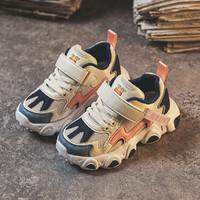Disney 迪士尼  儿童复古老爹鞋
