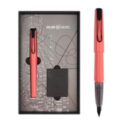 HERO 英雄 H1219 探索者系列 铱金钢笔