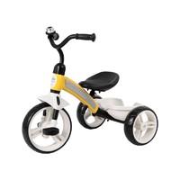 小虎子(little tiger) T180儿童三轮车小孩宝宝脚踏自行车儿童脚踏车黄色