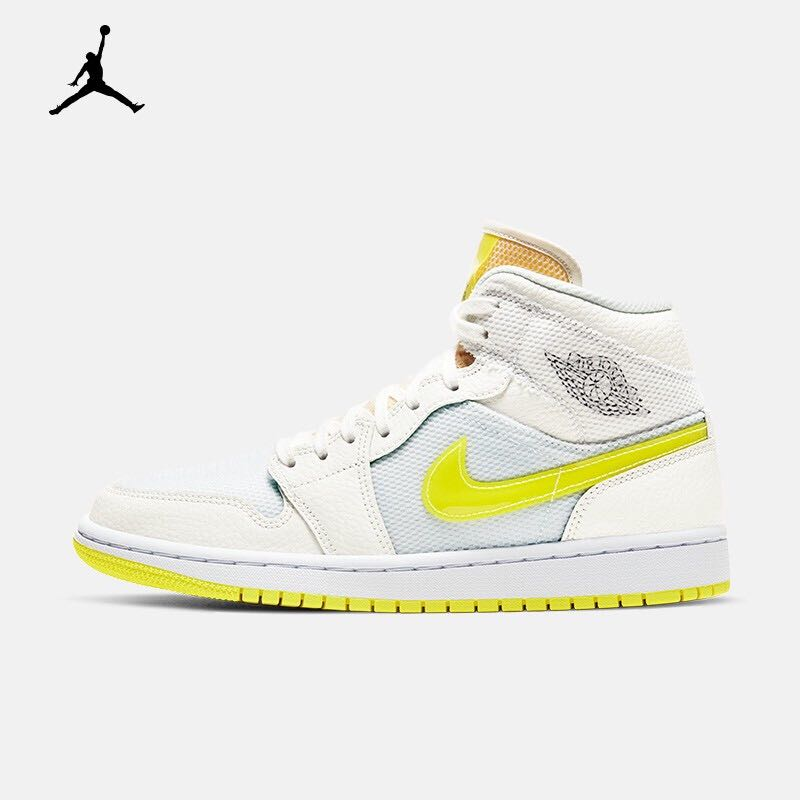 AIR JORDAN 1 MID SE DB2822 女子运动鞋