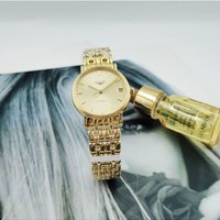 浪琴(Longines)瑞士手表 自動機械表女L4.322.2.32.8 時尚輕奢腕表