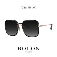 BOLON暴龍2021新品近視太陽鏡女款大框眼鏡偏光鏡墨鏡TCBL6096