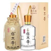塔木香 粮食酒 纯粮固态发酵 浓香型白酒 500ml*2瓶