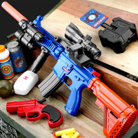 贝利雅 吸盘软弹枪 M416标配