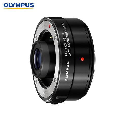 京东PLUS会员:奥林巴斯 OLYMPUS MC-20 M.Zuiko Digital 2x增距镜 40-150mm F2.8 PRO /300mm F4.0 IS PRO 双倍增距镜