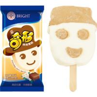 京东PLUS会员:光明 奇形娃娃 香草味冰淇淋 19支