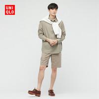 UNIQLO 优衣库 438128 男士衬衫