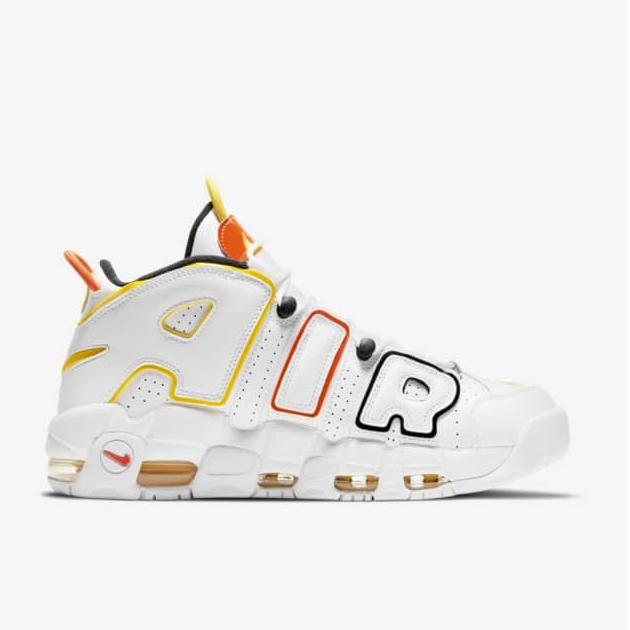 Nike Air More Uptempo 男子运动鞋