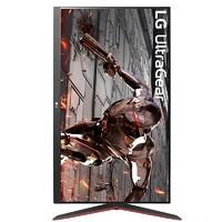 LG 32GN650-B 31.5英寸 VA顯示器 (2560*1440、165Hz、HDR10)