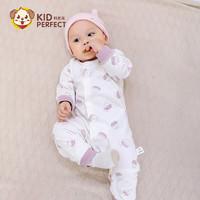 科普克 连体衣爬服婴儿服宝宝服装
