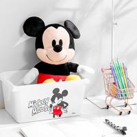 MINISO 名创优品 迪士尼系列 收纳箱 27*18.5*14cm 米奇(带盖) *5件