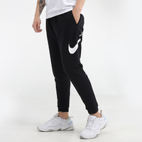 NIKE DRI-FIT TAPERED 针织系带小脚 运动男裤