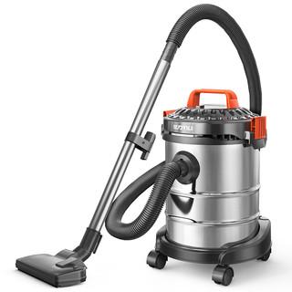 亿力吸尘器家用小型强力大功率手持式大吸力干湿两用车载装修工业