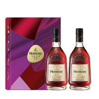 軒尼詩(Hennessy)洋酒 V.S.O.P干邑白蘭地 雙支禮盒裝 500ml
