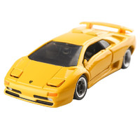 多美(TAKARA TOMY)多美卡合金车模型男玩具旗舰版TP15兰博基尼迪亚波罗SV轿跑车 *2件