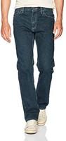 Wrangler Authentics 男式经典直筒牛仔裤