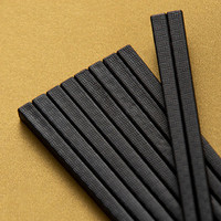 百润 合金筷子 20双装