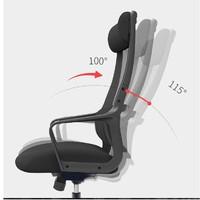再降价:UE 永艺 人体工学电脑舒腰椅