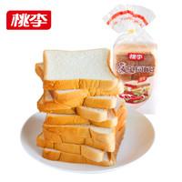 桃李 麦芬吐司面包 400g *2件