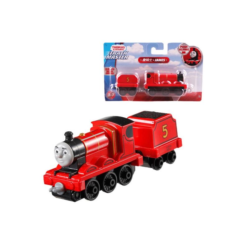 Thomas & Friends 托马斯和朋友 托马斯轨道之中型合金系列 GHV26 单辆拖车小火车 *14件