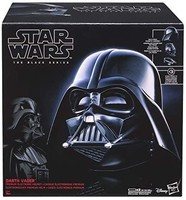 Hasbro 孩之宝 E0328EU4 星球大战 The Black 系列 Replica Darth Vader 头盔