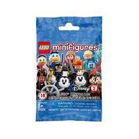 LEGO 乐高 抽抽乐盲盒71024 迪士尼第2季人仔盲袋 *3件