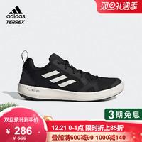 阿迪达斯 adidas TERREX夏季溯溪鞋轻便透气男子户外涉水鞋BC0506