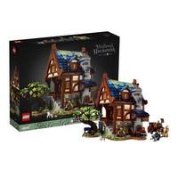 LEGO 乐高 ideas创意系列 21325 中世纪铁匠铺