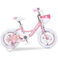 永久儿童自行车3-6-8岁女孩/女童公主款中大童脚踏单车官方旗舰店
