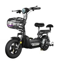 新国标电动车成人电动自行车48V小型电瓶车男女代步电动车踏板车