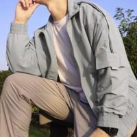 Semir 森马 13C059081010-2002 男士运动风夹克外套